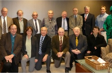 Atomic Veterans Study 2012 meeting.