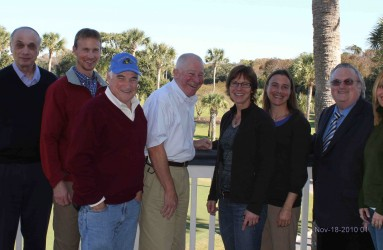 Atomic Veterans Study dosimetry group meeting – Kiawah Island, SC, November 2010.