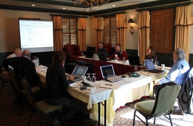 RAC team meeting – Kiawah Island, SC, November 2010.