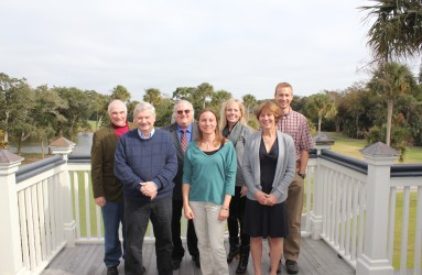 Atomic Veterans Study dosimetry group – Kiawah Island, SC, November 2013.