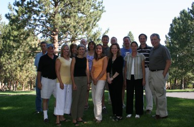 RAC team meeting – Bend, OR, July 2007.