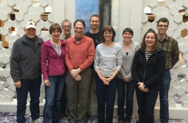 February 2016 RAC team meeting at Salt Lake City, UT