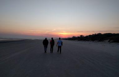 November 2017 - RAC beach walk