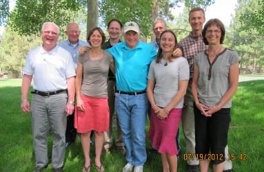 RAC team – Bend, OR, July 2012.
