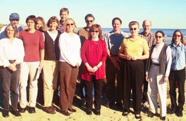 RAC team – Kiawah Island, SC, November 2003.