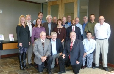 Atomic Veterans Study 2011 meeting.