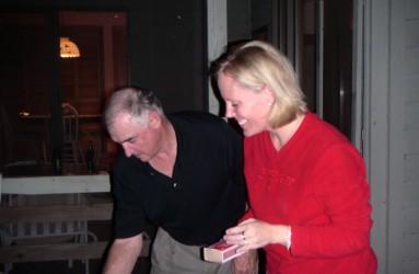 Annual RAC shrimp boil – Kiawah Island, SC, November 2003.
