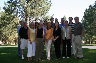 RAC team meeting – Bend, OR, July 2007.