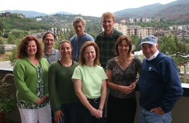 RAC team – Steamboat Springs, CO, July 2008.