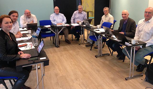 ICRP Task Group 98 meeting in Oslo, Norway.