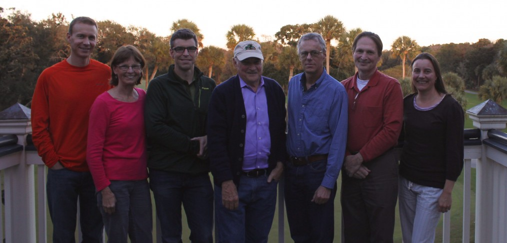 November 2015 RAC team meeting at Kiawah Island, SC