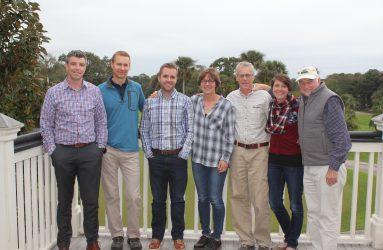 November 2018 RAC team meeting at Kiawah Island, SC
